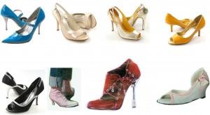 Wanita Bisa Terlihat Dari Pilihan Model Sepatunya KainSutera.com