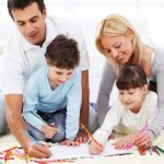 Peranan Bapak dan Ibu Sebagai Guru di Rumah