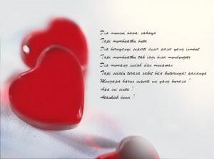 Puisi Tentang Cinta: Bertahan