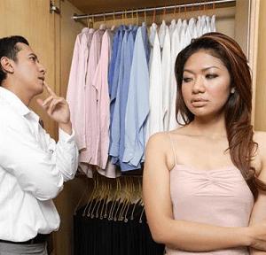 Antena Kewaspadaan Antara Pasangan Suami dan Istri
