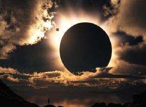 Di Balik Terjadinya Gerhana Matahari Total